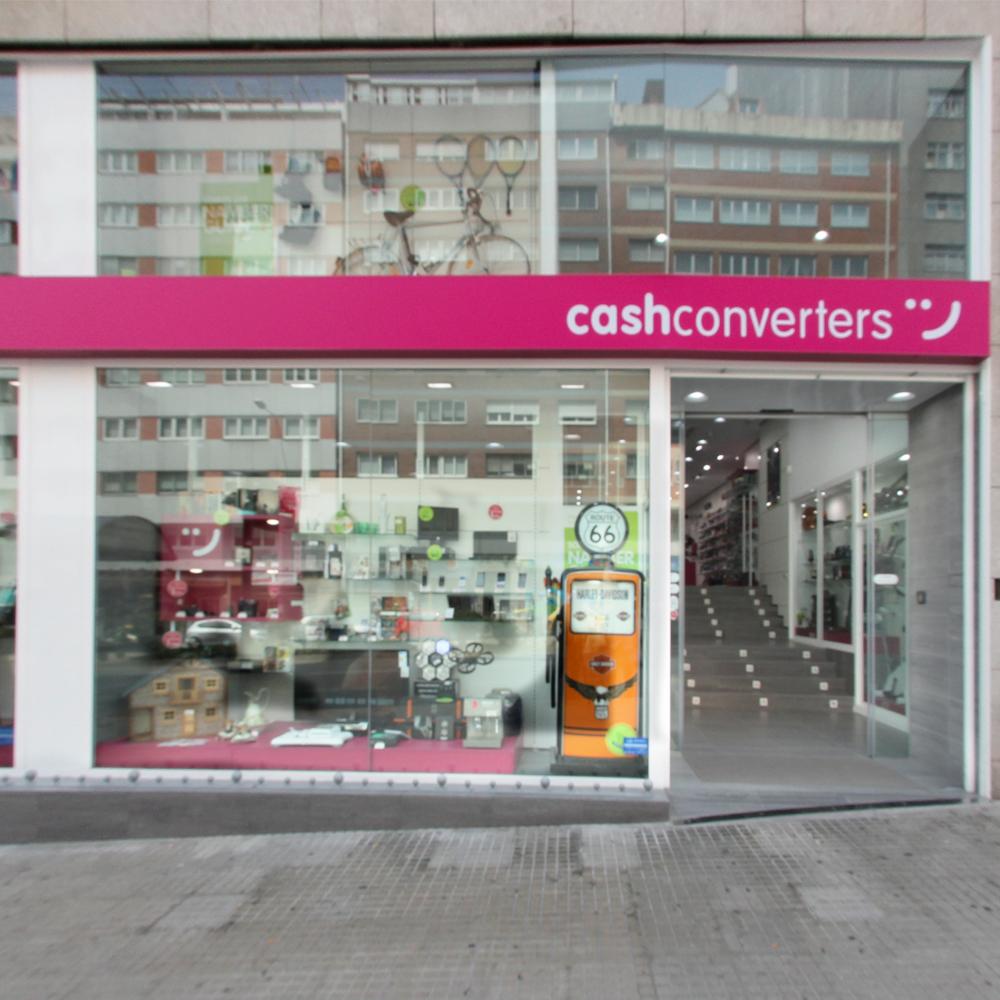Cash Converters Coruña, Ronda Outeiro, 217. Compra venta de segunda mano