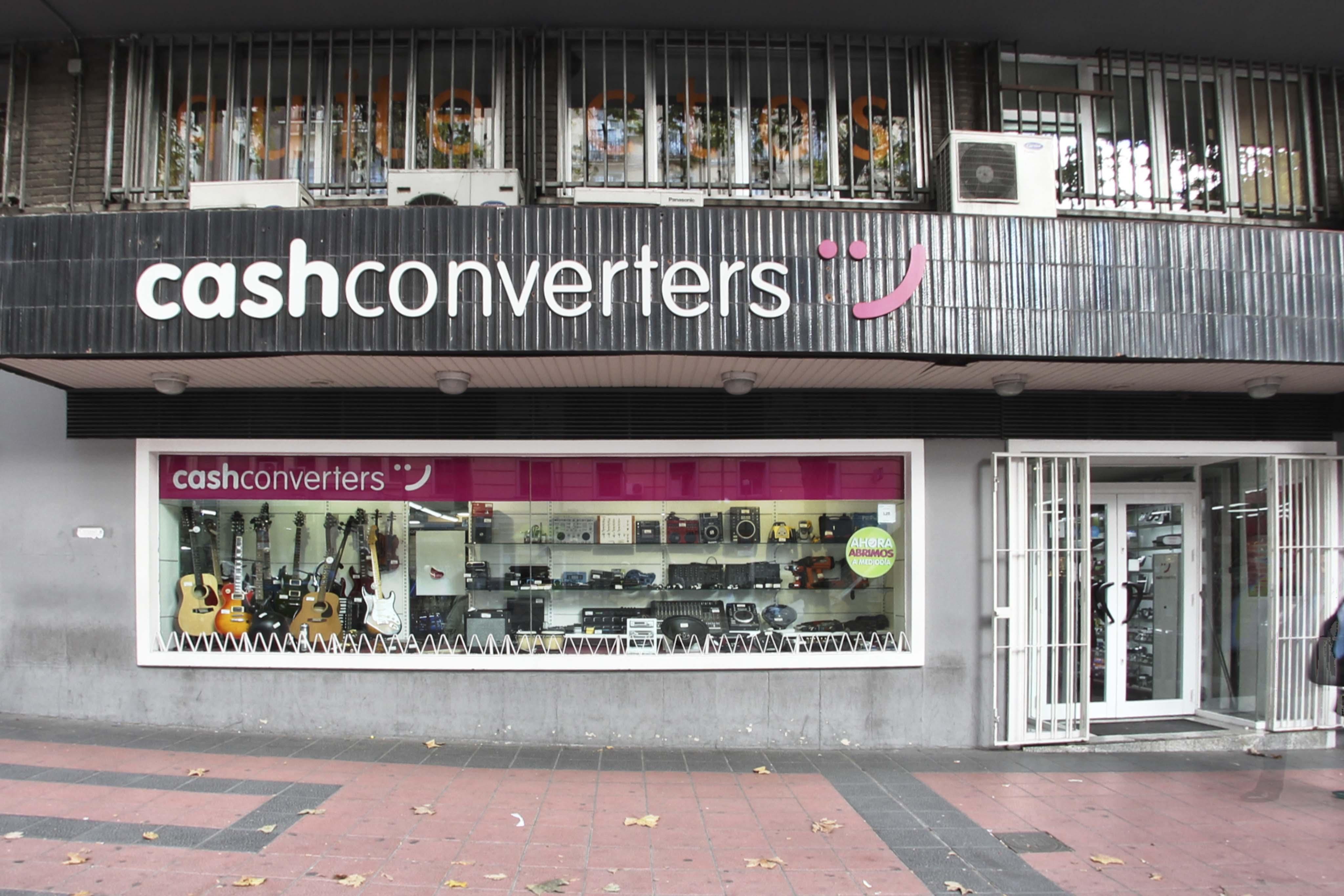 Cash Converters Madrid, Paseo de Delicias, 65. Compra venta de segunda mano