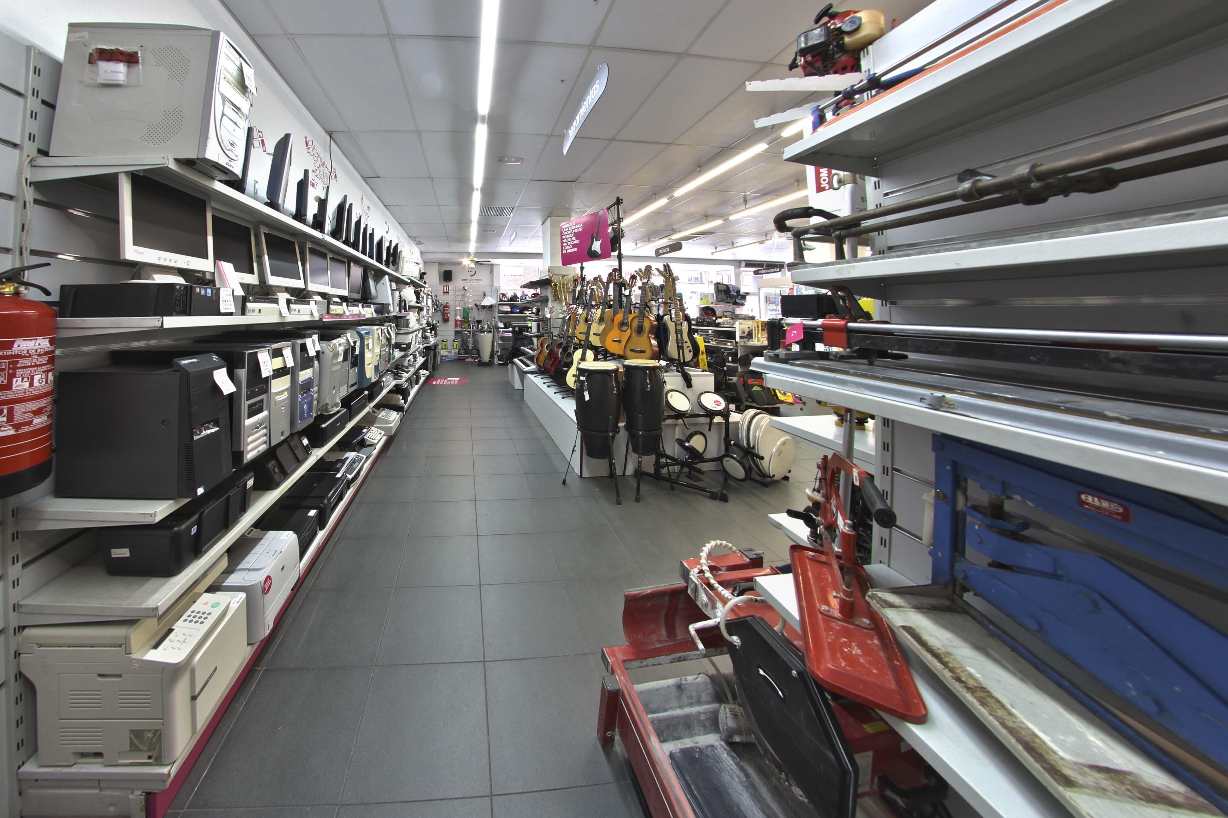 Cash Converters Murcia, Avda. Floridablanca, 77. Compra venta de segunda mano