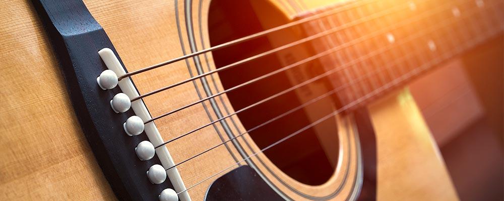 guitarra acustica tipos