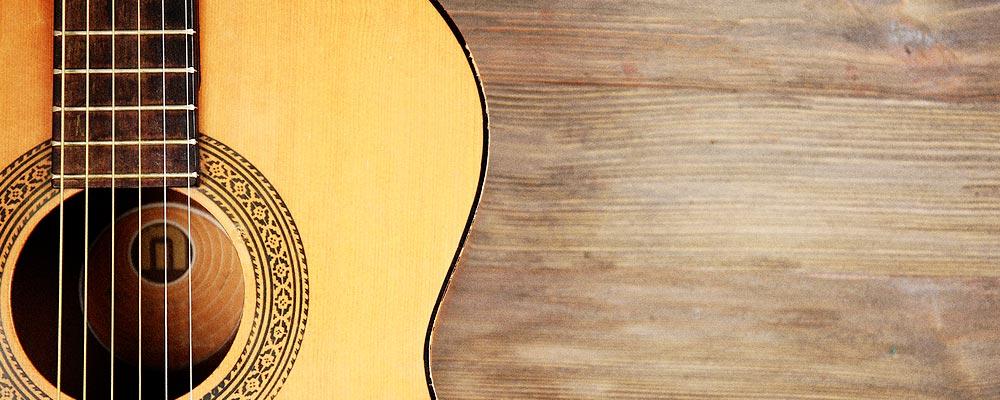 guitarra clasica tipos