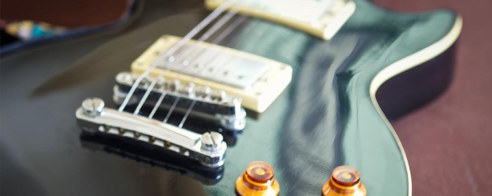 guitarra electrica tipos