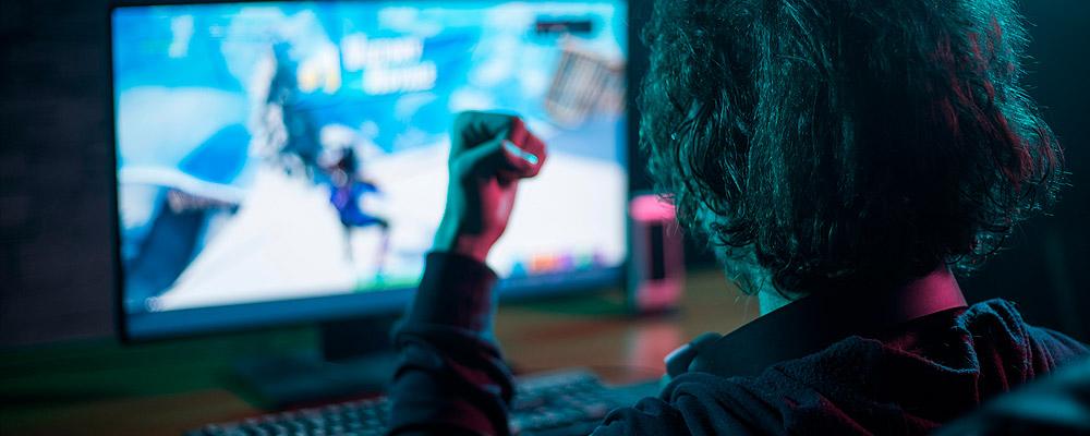 monitor para gamers