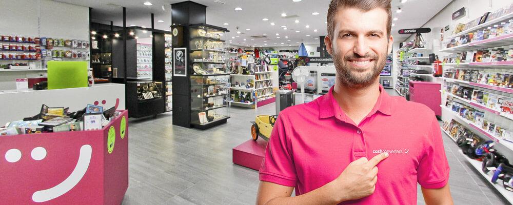 es seguro comprar en cash converters