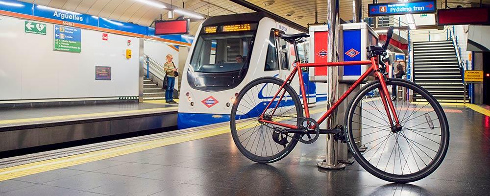 rutas con bici madrid