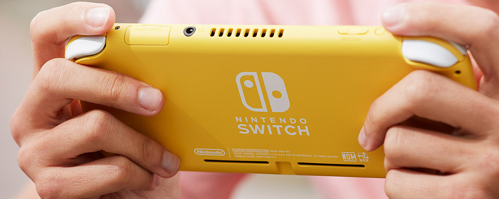 Nintendo switch lite analisis
