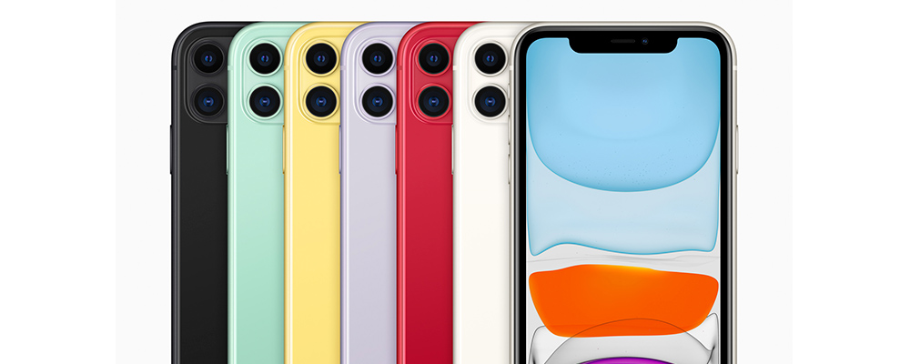 iphone 11 notch