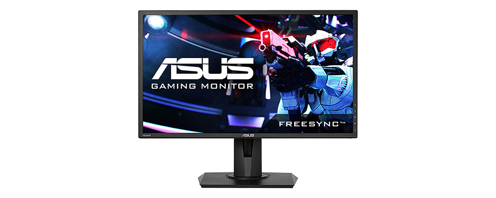 mejores-monitores-ps4_ASUS_VG245H