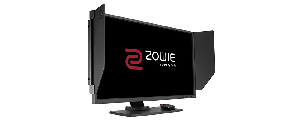 mejores monitores ps4 BenQ Zowie XL2546