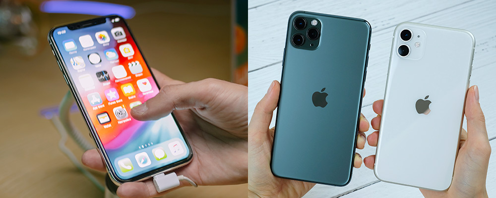 mejores_moviles_resistentes_agua_Iphone_XS_Iphone11_Iphone11_Pro