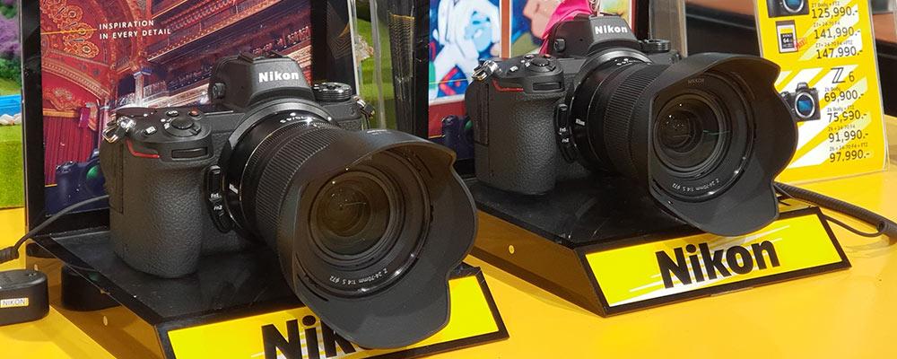 Nikon_Z7 y Z6
