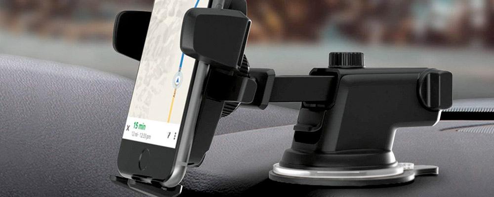 soporte para telefono coche