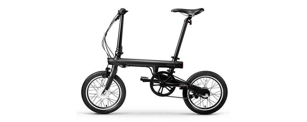 Mejores bicicletas ciudad Xiaomi Qicycle Electric Folding Bike