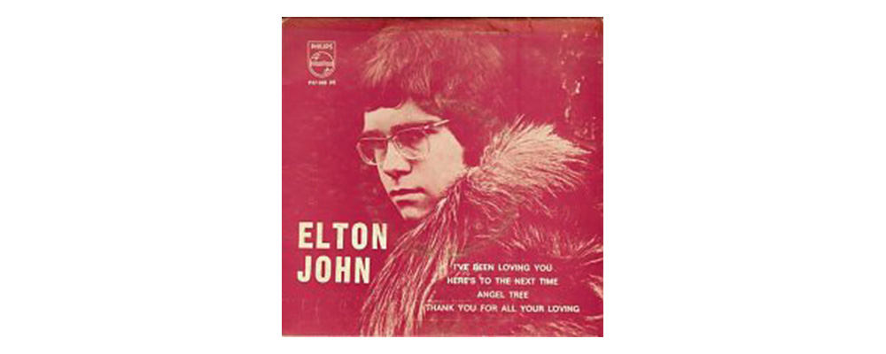 vinilo_ I've_Been_Loving_You_Elton_John