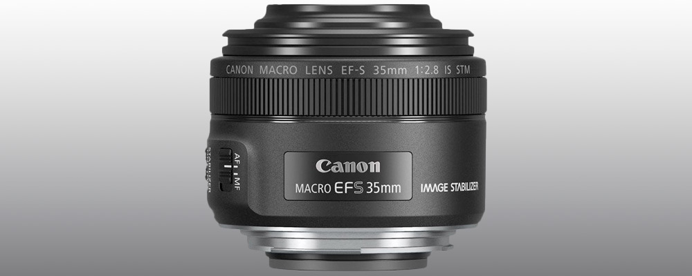 Canon EF-S 35 mm f