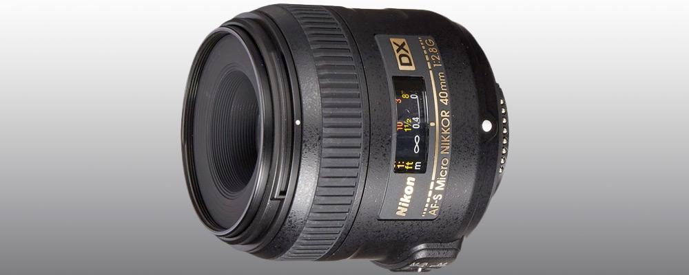 Nikon 40mm