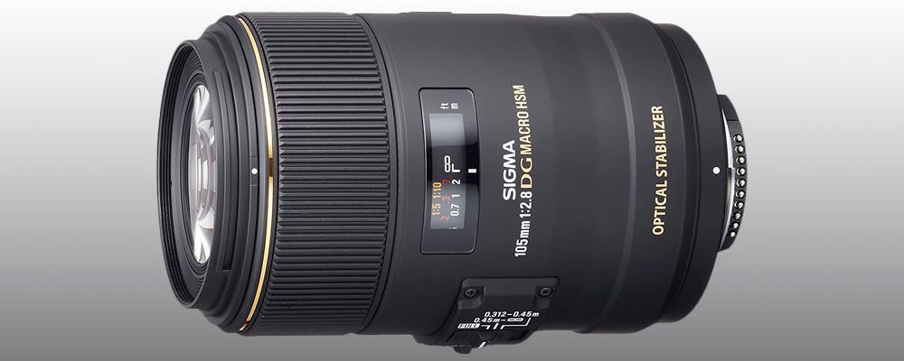 objetivo macro Sigma 105mm f/2.8